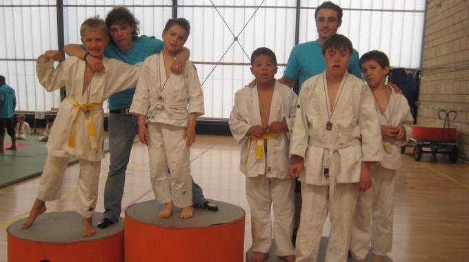 Tournois Judo-Adapté