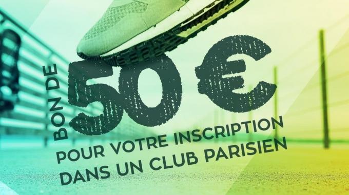 La campagne Réduc'Sport est renouvelée pour la rentrée 2017-2018.