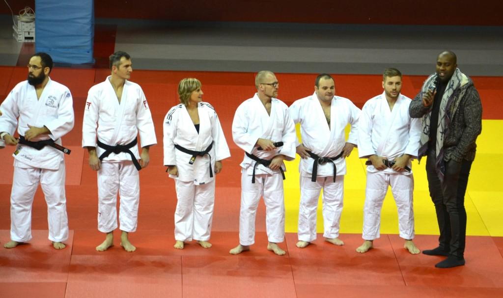 club judo 13eme