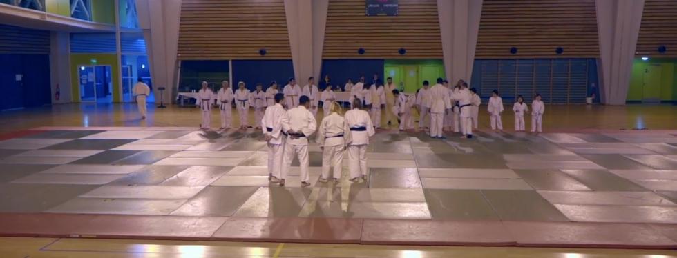 [ <i class='fa fa-video-camera'></i> Vidéo ] Rassemblement Judo adapté – Janvier 2017