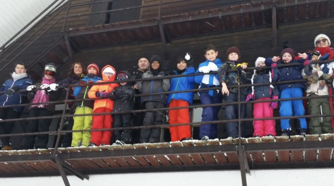 [ <i class='fa fa-video-camera'></i> Vidéo ] Séjour hiver 2017 au ski