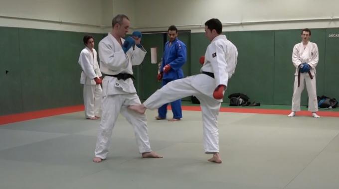[ <i class='fa fa-video-camera'></i> Vidéo ] Présentation du cours de Ju-Jitsu