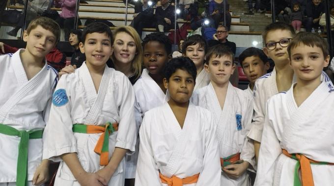 26-27 Janvier : Championnat de Paris des minimes et benjamins