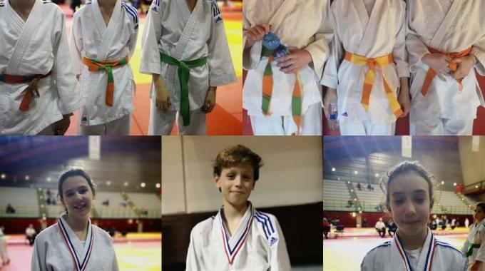 Championnat de Paris benjamins Avril 2019