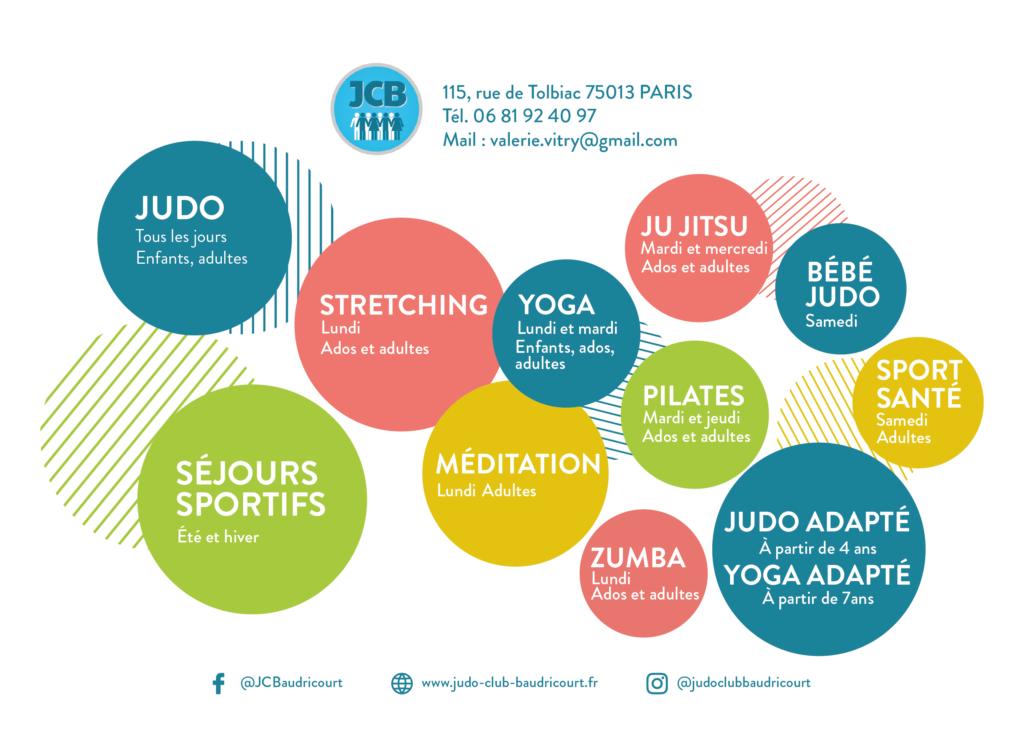 Calendrier Judo 2022 Actualités & Calendrier   Judo Club Baudricourt